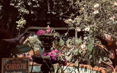 Between orchids