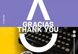 Nuestro agradecimiento